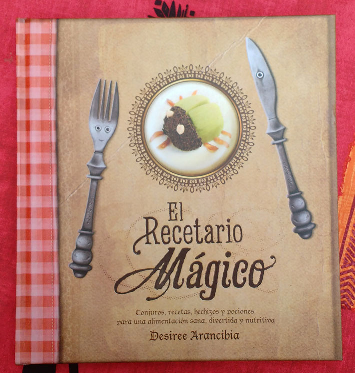 libro recetas