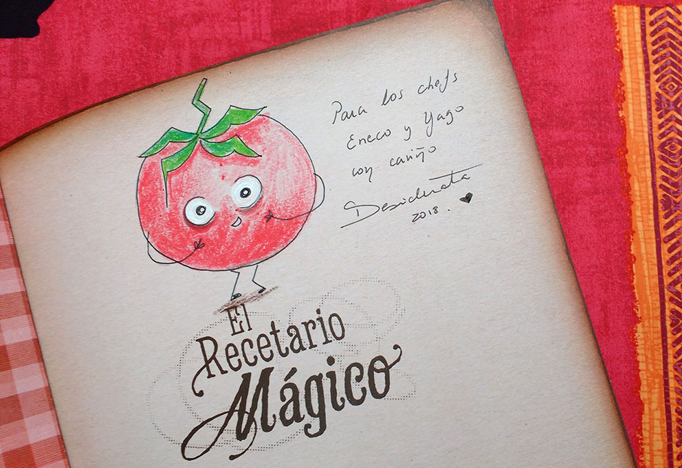 libro cocina niños y niñas