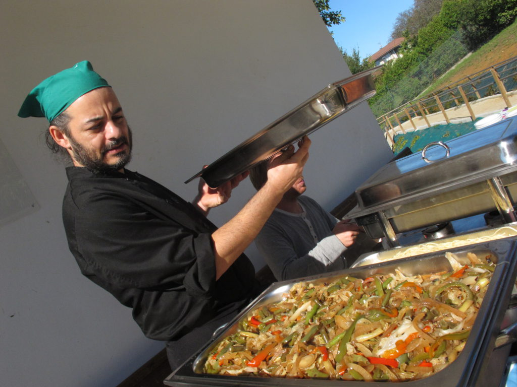 catering asturias